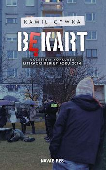 Recenzja książki Bękart - Kamil Cywka