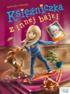 Recenzja książki Księżniczka z innej bajki - Agnieszka Urbańska
