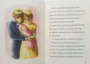 Księżniczka z innej bajki - książka