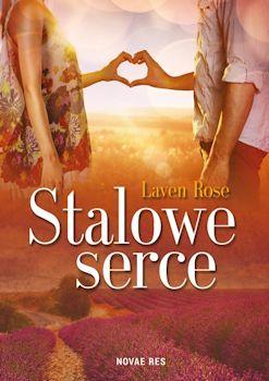 Recenzja książki Stalowe serce - Laven Rose