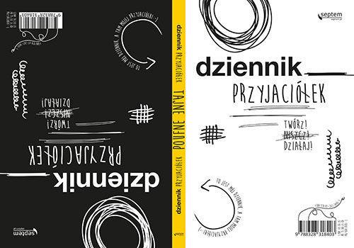 Recenzja książki Dziennik Przyjaciółek - Sebastian Kuffel, Ewa Jarocka