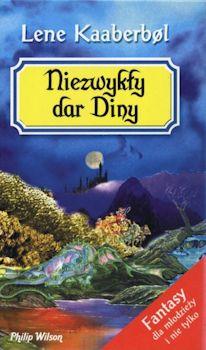 Recenzja książki Niezwykły dar Diny