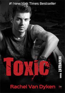 Recenzja książki Toxic - Rachel Van Dyken