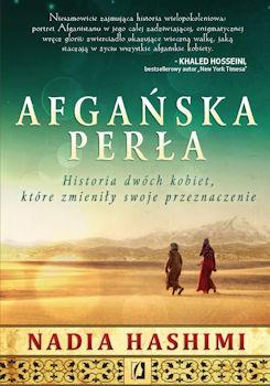 Recenzja książki Afgańska perła - Nadia Hashimi