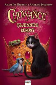 Recenzja książki Chowańce. Tom II: Tajemnice Korony