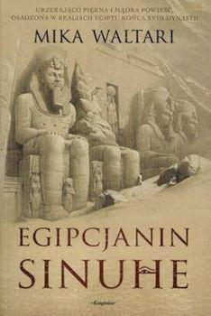 Recenzja książki Egipcjanin Sinuhe - Mika Waltari