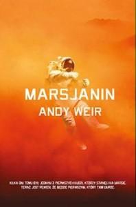 Recenzja książki Marsjanin - Andy Weir