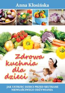 Zdrowa Kuchnia dla dzieci. Jak ustrzec dzieci przed skutkiem niewłaściwego odżywiania.