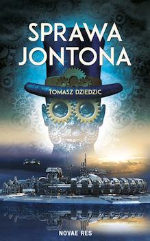Recenzja książki Sprawa Jontona - Tomasz Dziedzic