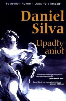 Recenzja książki Upadły Anioł - Daniel Silva