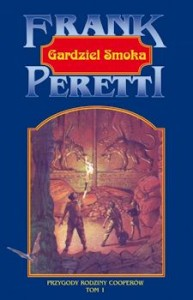 Recenzja książki Gardziel smoka - Frank Peretti