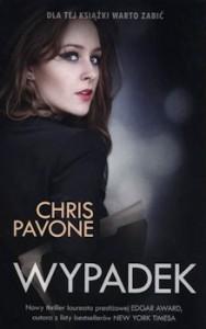 Recenzja książki Wypadek - Chris Pavone