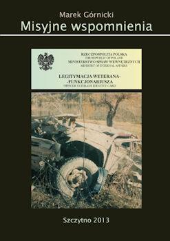 Recenzja książki Misyjne wspomnienia - Marek Górnicki