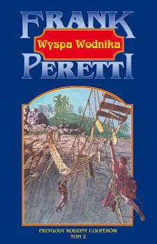 Recenzja książki Wyspa Wodnika - Frank Peretti