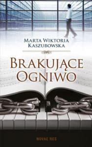 Recenzja książki Brakujące ogniwo - Marta Wiktoria Kaszubowska