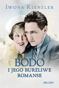 Recenzja książki Bodo i jego burzliwe romanse - Iwona Kienzler