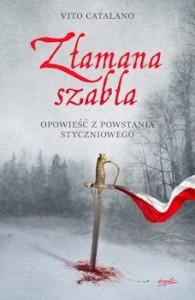 Recenzja książki Złamana szabla - Vito Catalano