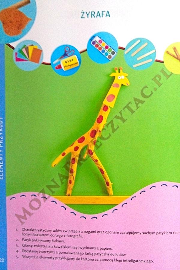 100 całkiem magicznych zabaw plastycznych - fragment książki