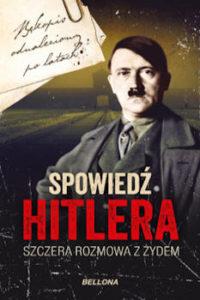 Recenzja książki Spowiedź Hitlera. Szczera rozmowa z Żydem - Christopher Macht