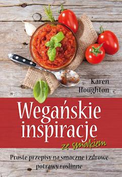 Recenzja książki Wegańskie inspiracje ze smakiem - Karen Houghton