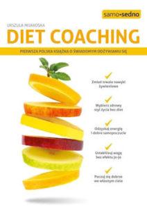 Recenzja książki Diet coaching - Urszula Mijakoska