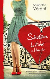 Recenzja książki Siedem listów z Paryża - Samantha Verant