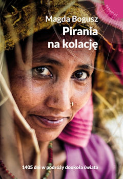 Recenzja książki Pirania na kolację - Magda Bogusz