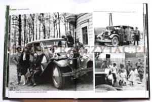 Samochody, motocykle - fragment książki