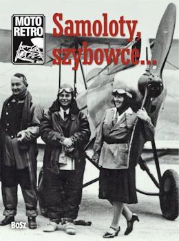 Recenzja książki Samoloty, szybowce... - Jerzy Makula, Jan Łoziński, Andrzej Barecki