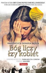 Recenzja książki Bóg liczy łzy kobiet - Małgorzata Okrafka-Nędza