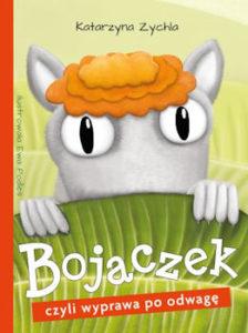 Recenzja książki Bojaczek, czyli wyprawa po odwagę - Katarzyna Zychla
