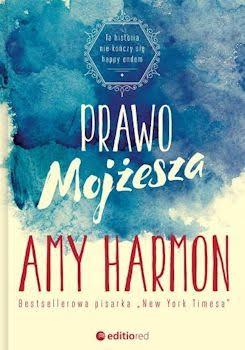 Recenzja książki Prawo Mojżesza - Amy Harmon