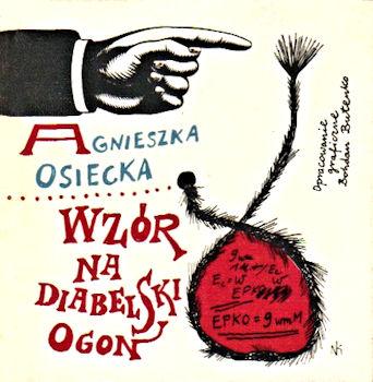 Recenzja książki Wzór na diabelski ogon - Agnieszka Osiecka