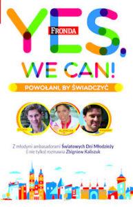 Recenzja książki Yes, we can! Powołani, by świadczyć - Zbigniew Kaliszuk