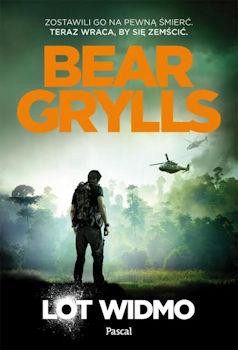 Recenzja książki Lot Widmo - Bear Grylls
