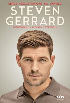 Recenzja książki Steven Gerrard. Serce pozostawione na Anfield. Autobiografia legendy Liverpoolu - Steven Gerrard, Donald McRae