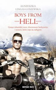 Recenzja książki Boys from hell - Agnieszka Lingas-Łoniewska