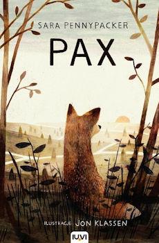 Recenzja książki Pax - Sara Pennypacker