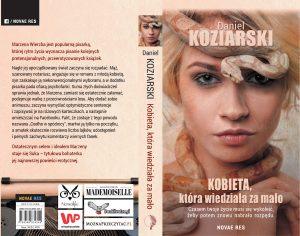 Kobieta, która wiedziała za mało – Patronat MoznaPrzeczytac.pl
