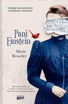 Recenzja książki Pani Einstein - Marie Benedict