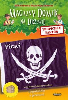 Recenzja książki Tropiciele faktów. Piraci - Will Osborne, Mary Pope Osborne