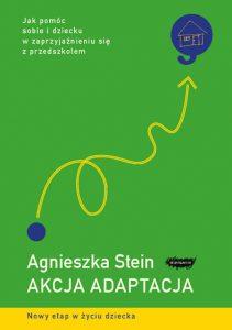 Recenzja książki Akcja adaptacja - Agnieszka Stein