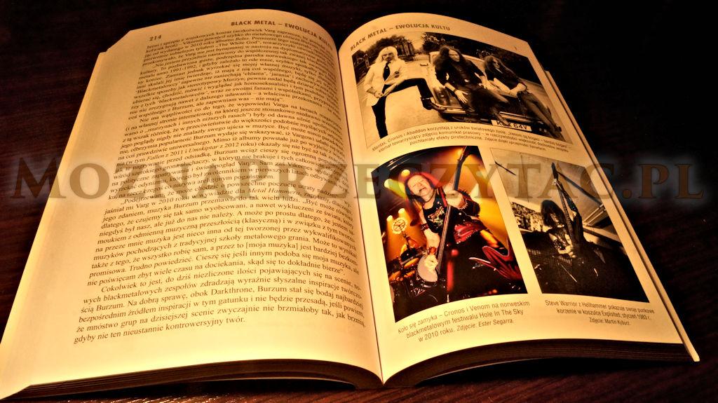 Black Metal. Ewolucja Kultu, Black Metal. Ewolucja Kultu - Dayal Patterson, Dayal Patterson, ISBN 9788363785246, Biografie i wywiady, KAGRA