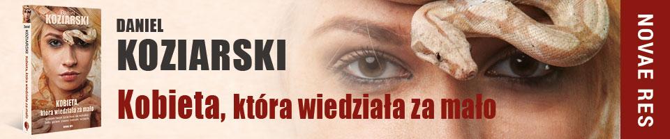 Kobieta która wiedziałą za mało - Patronat MoznaPrzeczytac.pl