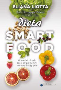 Recenzja książki Dieta Smartfood - Eliana Liotta