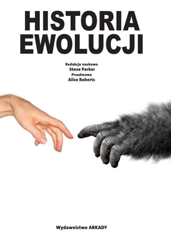 Recenzja książki Historia Ewolucji - Steve Parker