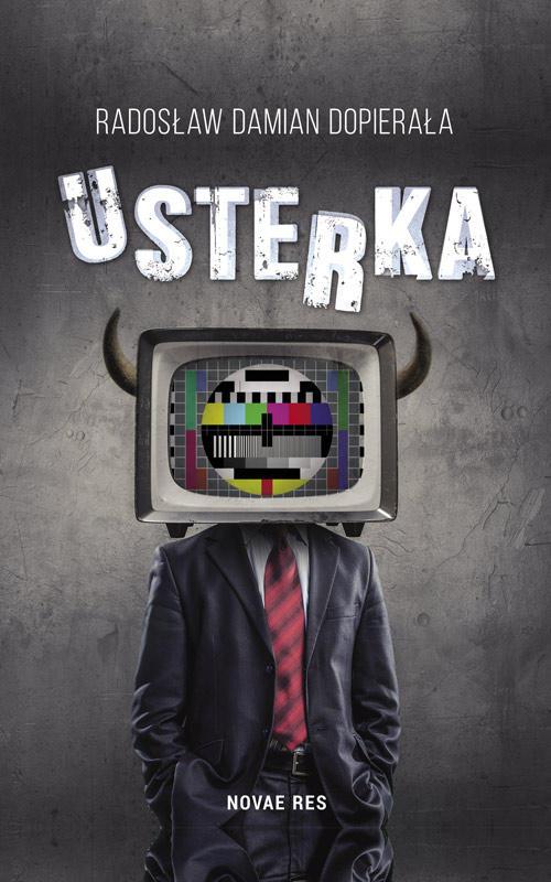 Recenzja książki Usterka - Radosław Damian Dopierała