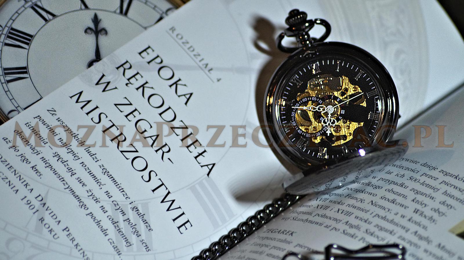 Zegary. Historia pomiaru czasu - David Christianson