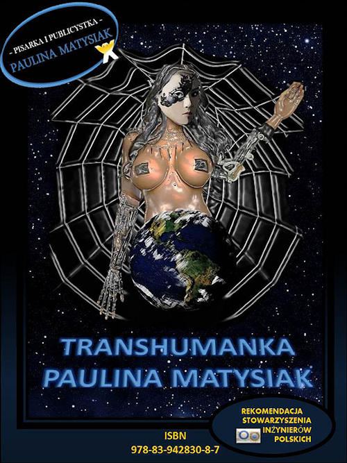 Recenzja książki Transhumanka - Paulina Matysiak