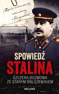Recenzja książki Spowiedź Stalina. Szczera rozmowa ze starym bolszewikiem - Christopher Macht